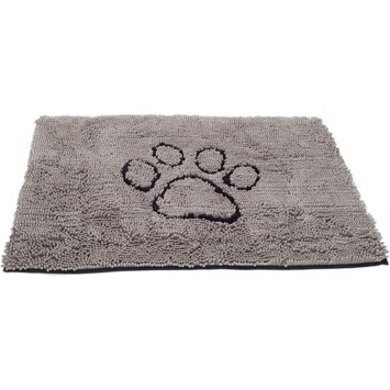 Dog Gone Smart Dirty Dog Doormat 79x51cm Grå