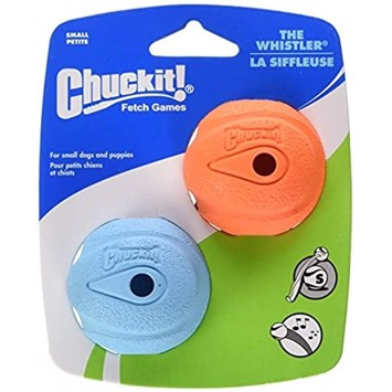 Chuckit Whistler Ball small 5 cm 2 stk.
