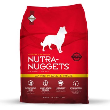 Nutra Nuggets Lam & Ris