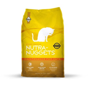 Nutra Nuggets Maintenance/low-fat Cat 7.5 kg.