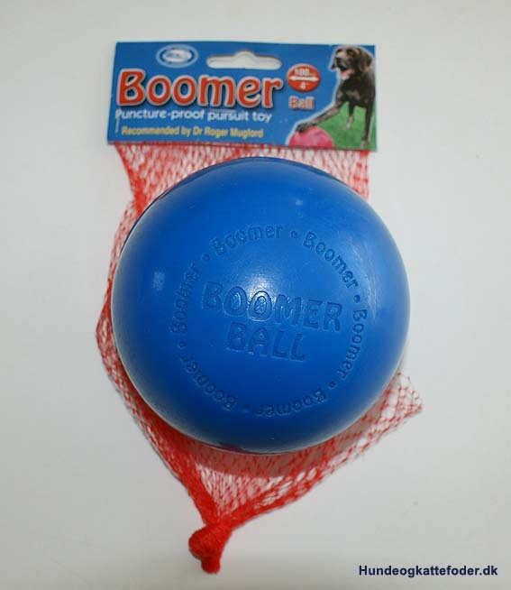 "Boomer Ball hundebold 4"" 100 mm"