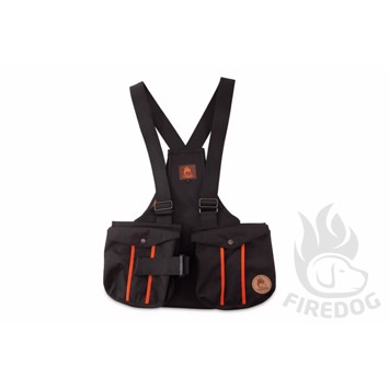 Firedog Dummyvest Trainer sort large TRAINER