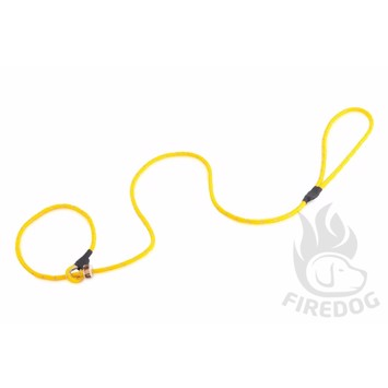 Firedog Retrieverline - gul med refleks 130