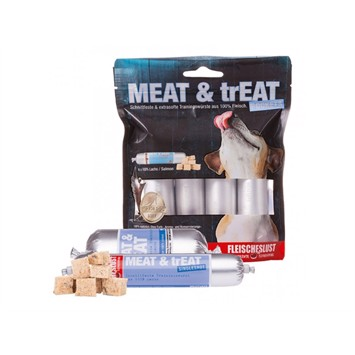 Meat & trEAT pocket Laks 4 stk.