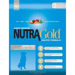 Nutra Gold Senior Dog